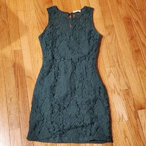BB Dakota Lace Mini Dress